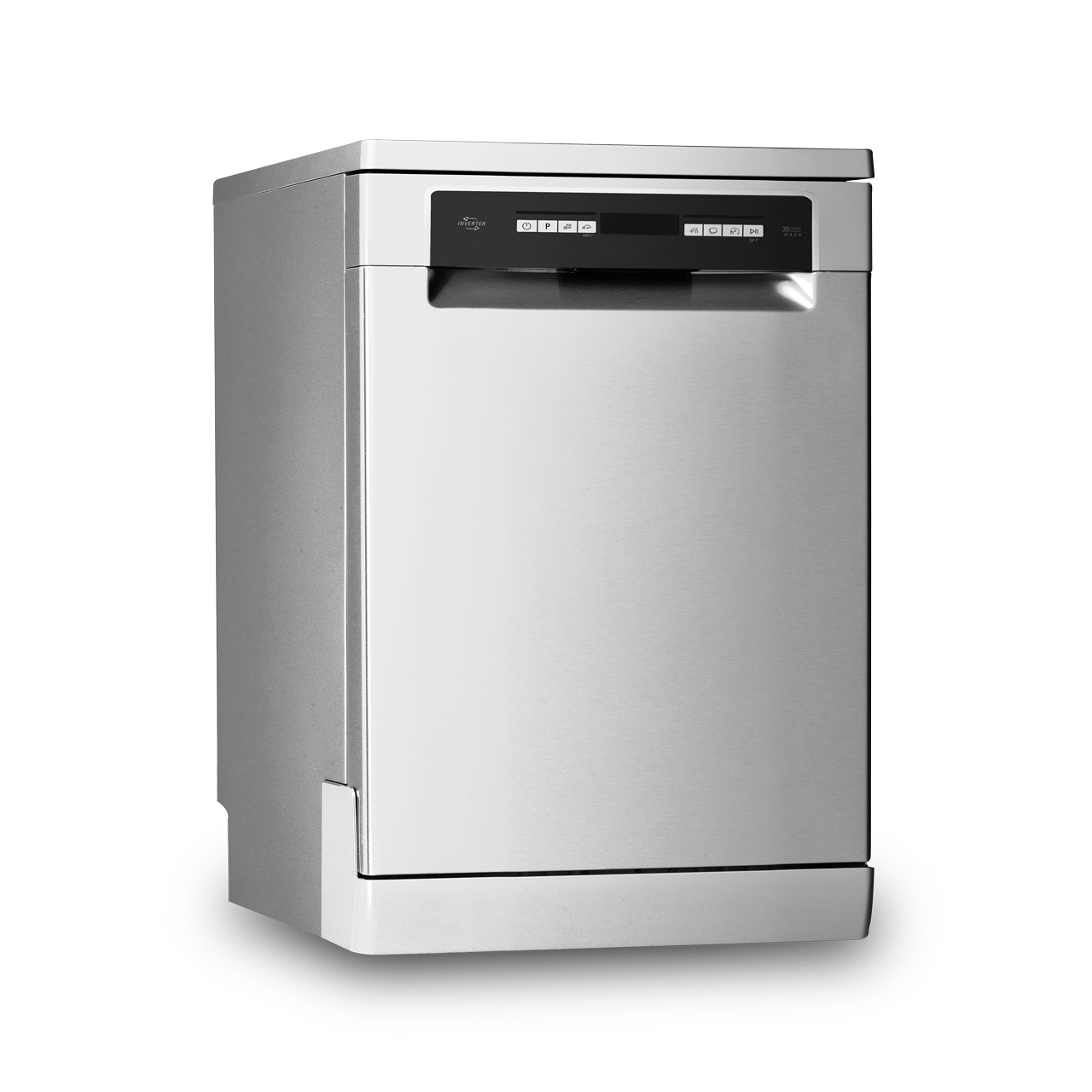Stainless steel GE dishwasher